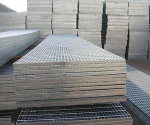 镀锌钢格栅板-山东钢格板