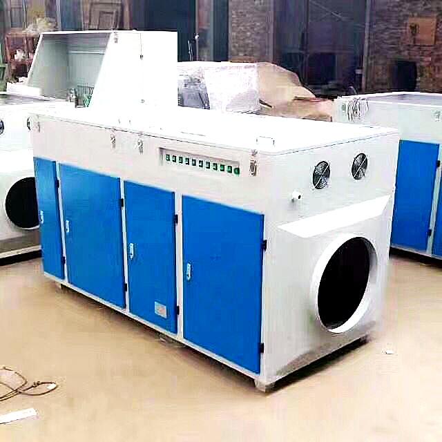 废气处理箱-活性炭环保箱
