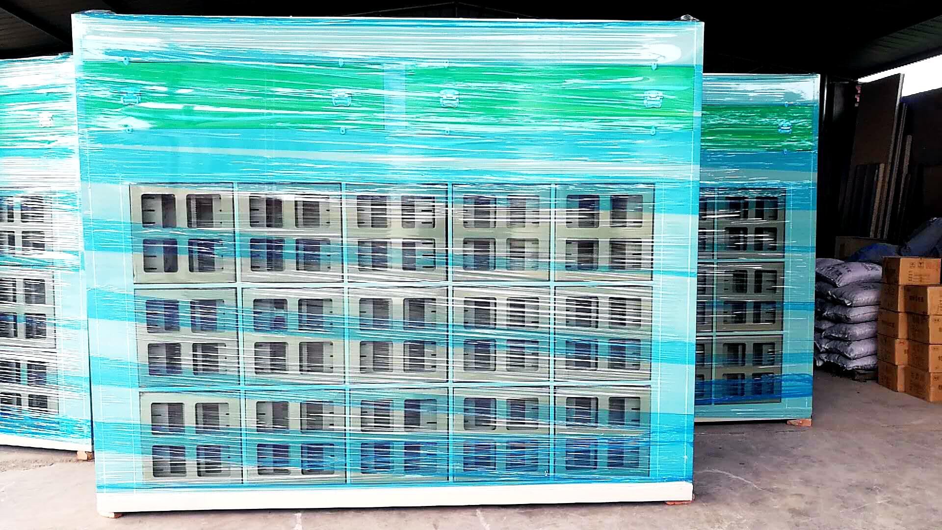 北京干式喷漆柜