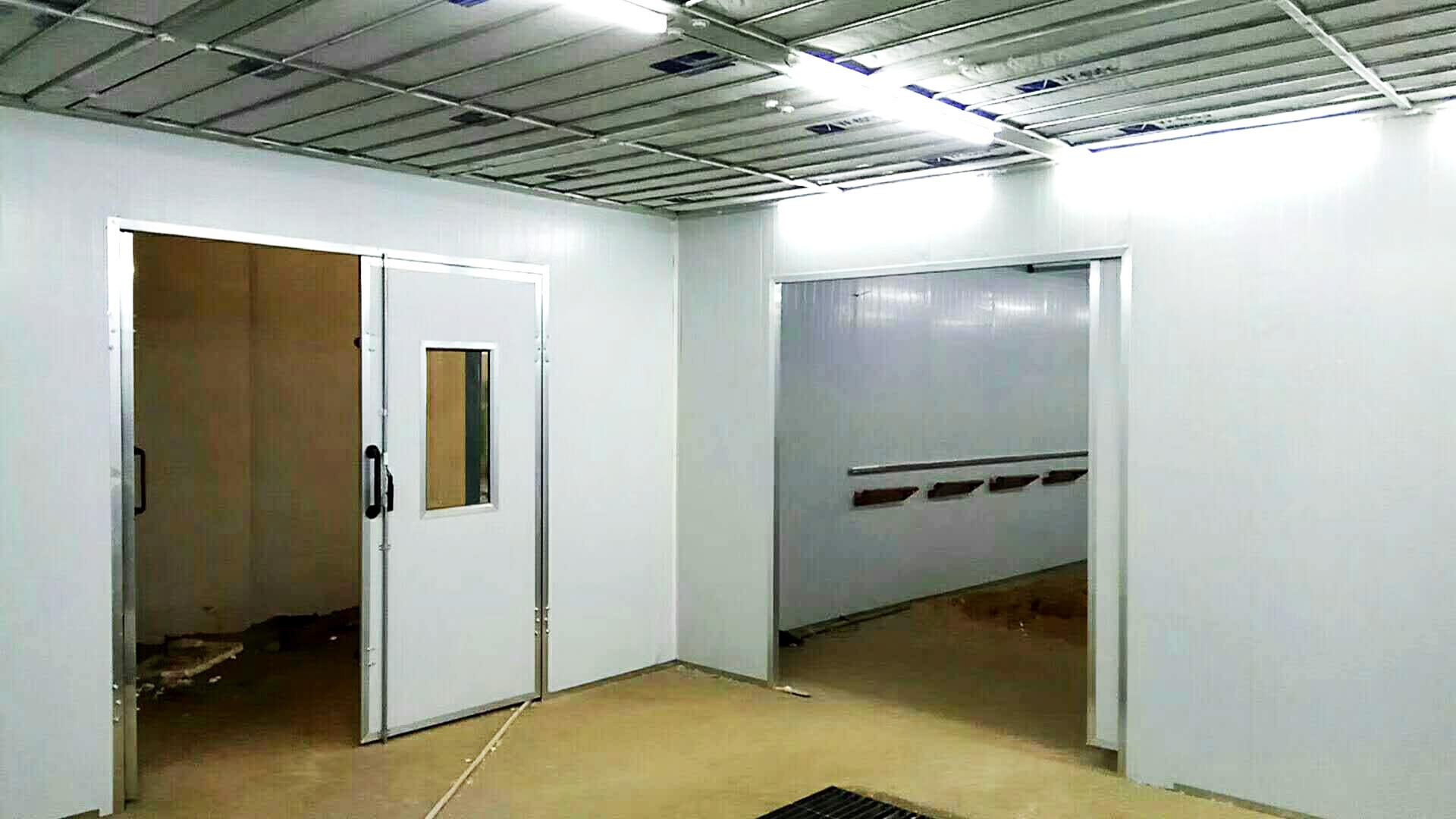家具烤漆房-UV光解设备