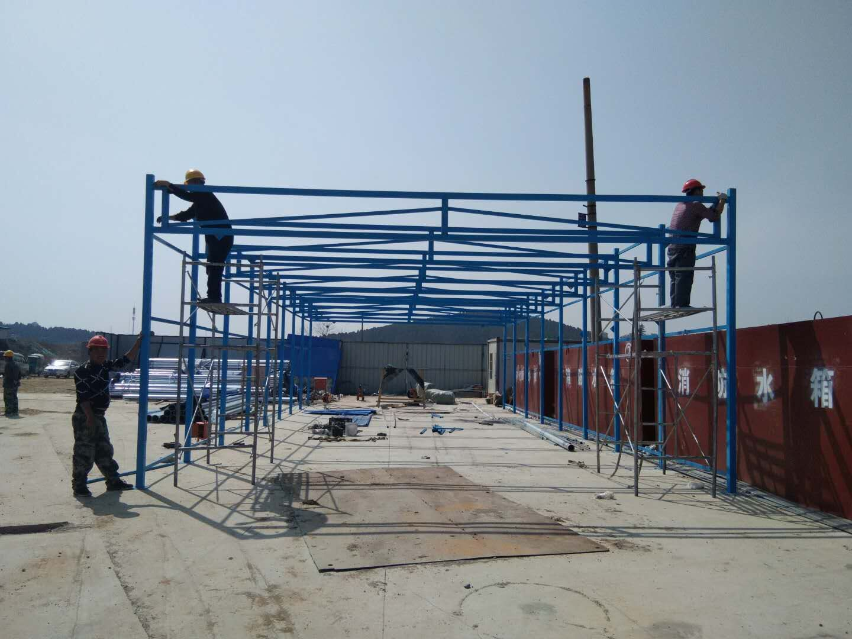 木工加工棚面積
