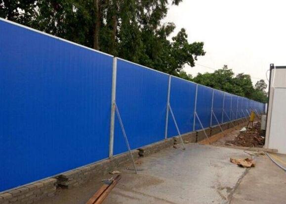 六盘水贵州彩钢围挡生产厂家