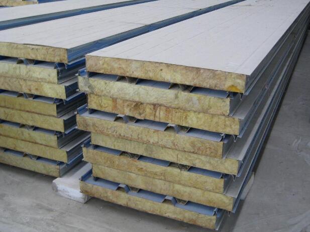 都匀贵州岩棉夹芯板