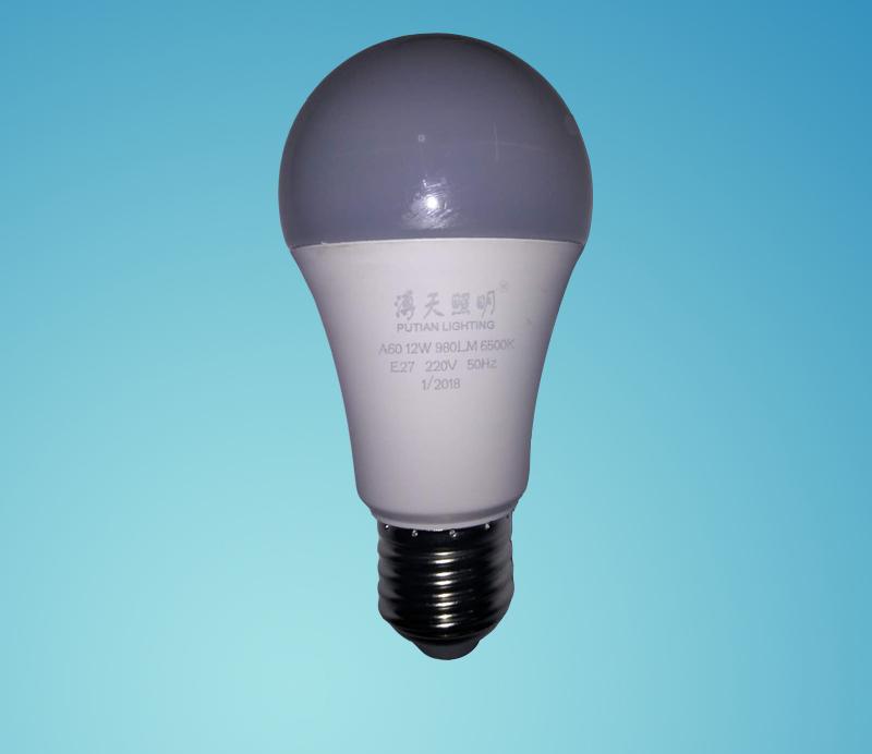 12WLED球泡灯