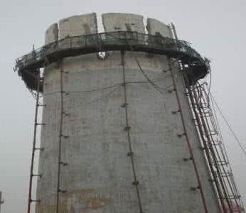 宁波市80米冷却塔拆除工程,旧水泥烟囱拆除,砖烟囱拆除,水塔拆除工程