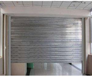 复合型钢制防火卷帘门