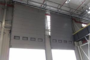 电动大型工业门
