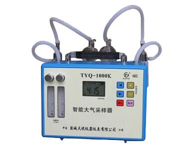 TYQ-1000K 智能大气采样器(双路)