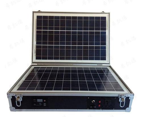 家用太阳能发电机箱