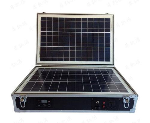 户外太阳能发电机