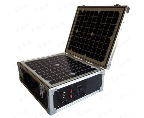 太阳能光伏发电箱