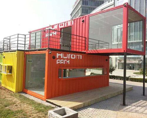哈尔滨集装箱房屋
