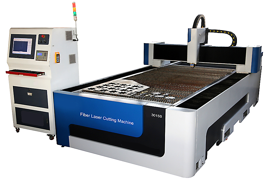 光纤激光切割机TD-3015B