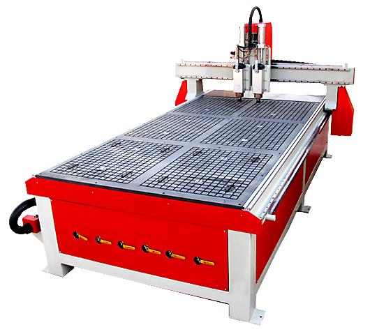 气动双头雕刻机TD-1325-石材雕刻机厂家