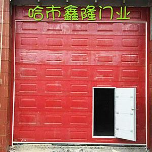 哈尔滨翻板车库门