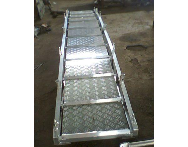 河北收割機鋁合金跳板