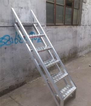 黑龍江鋁合金直爬梯