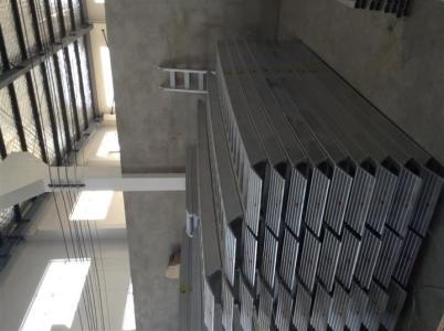 收割机铝爬梯