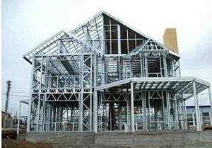 河北钢结构厂家