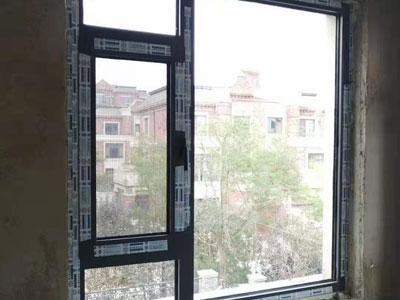 高档断桥铝门窗