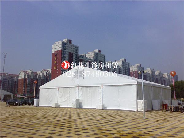 展览篷房出租价格