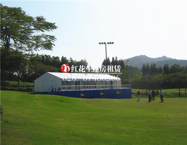 小型篷房8米