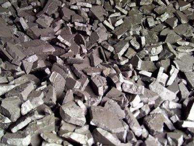 硅铁粒企业