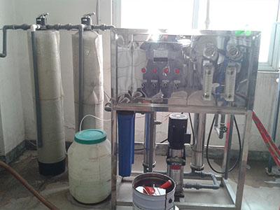 蒸箱水处理设备