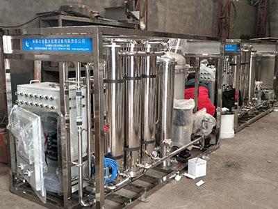 大型矿用水处理设备