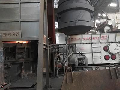 新疆电弧炉废钢预热设备
