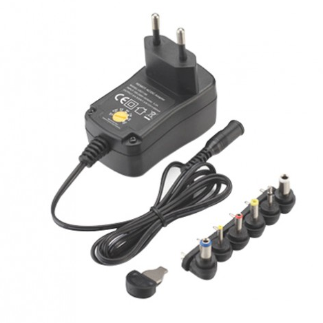 昆山 6W插墻式可調電源