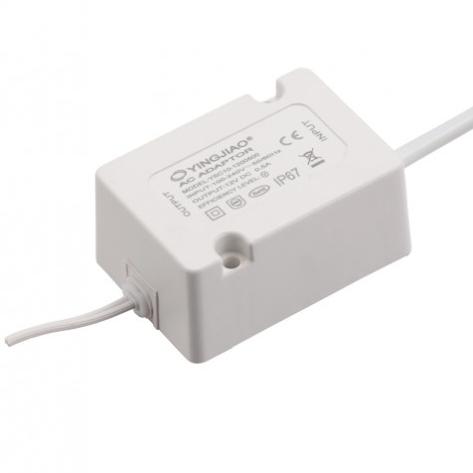 12W防水LED官方电源