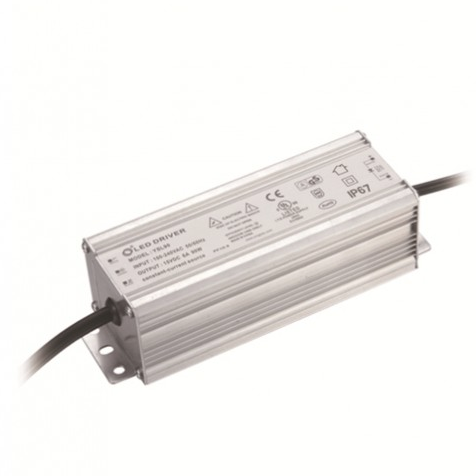昆山90W防水LED驅動電源