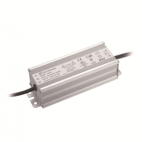 嘉興60W防水LED驅動電源