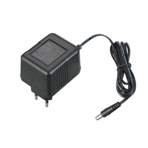 7W线性插墙式电源适配器