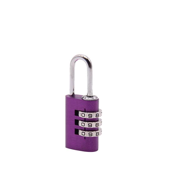 铝制密码锁L323