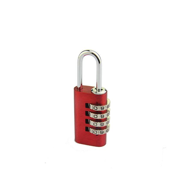 铝制密码锁L324