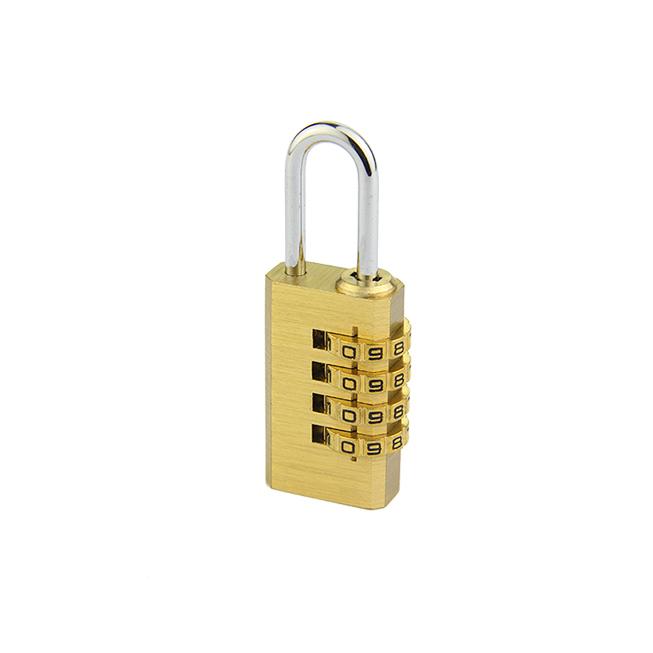 铜制密码锁T124