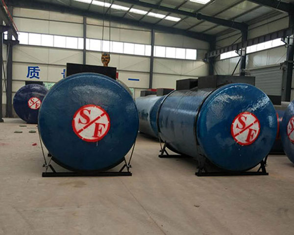 贵州sf双层油罐厂