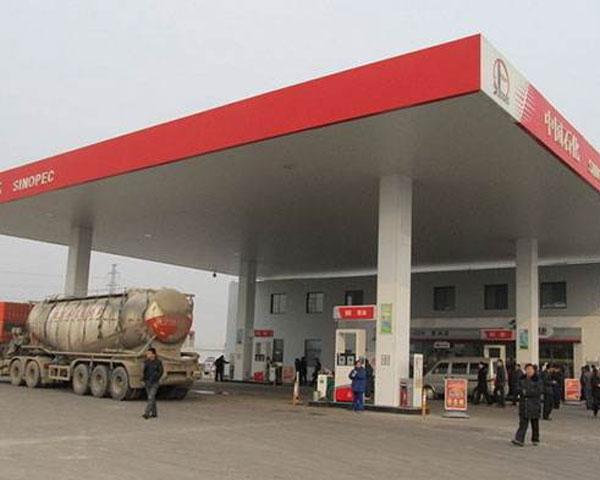 加油站整体建设