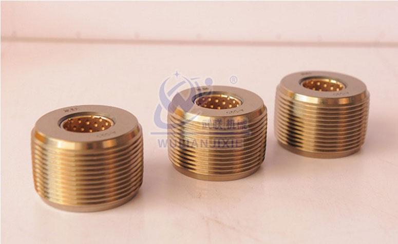 金色螺纹单体轮1
