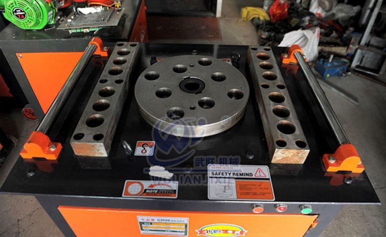 建筑机械 GW50型号钢筋弯曲机 工程用国标 钢筋弯曲机