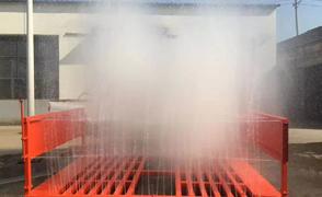 昆明120吨工程洗轮机
