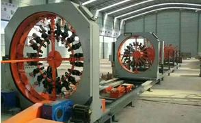 云南SGH20-12数控钢筋滚笼焊机