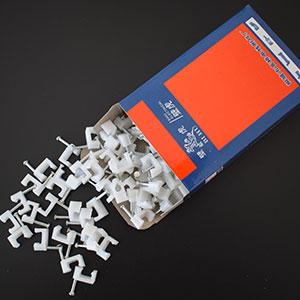 塑料钢钉线卡价格
