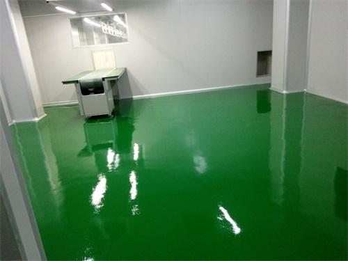 耐磨地坪漆