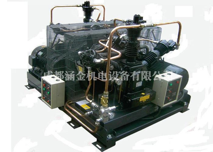 增压型中压空压机