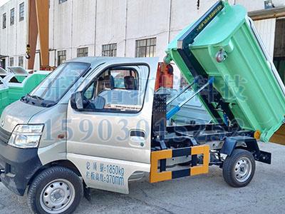 桶装垃圾收集车