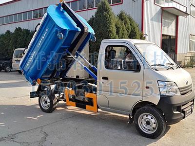 四川垃圾清理车