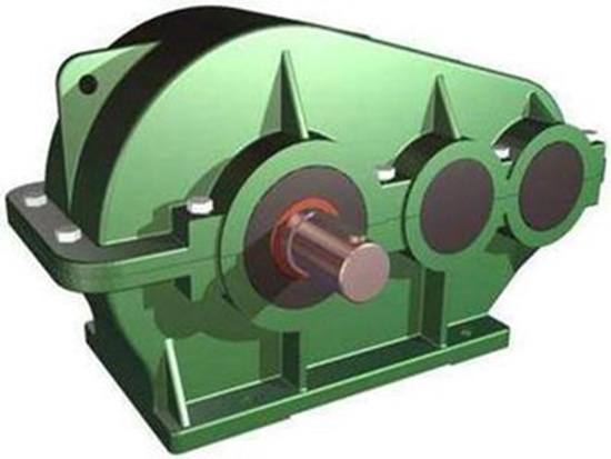 ZQH型單圓弧圓柱齒輪減速機